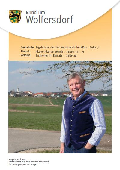 Gemeinderundbrief April 2020